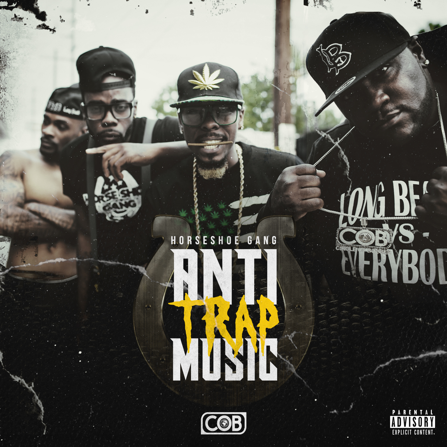 Horseshoe Gang – Anti-Trap Music